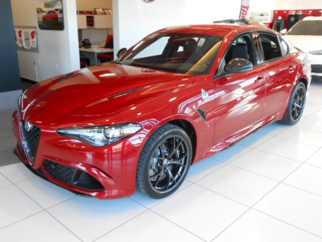 New 2019 Alfa Romeo Giulia For Sale At Don Miller Alfa Romeo Of