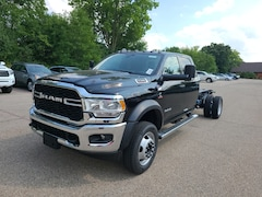 2021 Ram 5500 Chassis Cab 5500 TRADESMAN CHASSIS CREW CAB 4X4 84 CA Crew Cab For Sale in Madison, WI