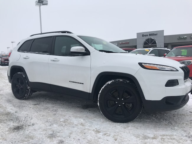 26c04cfa74 Certified Pre-Owned 2018 Jeep Cherokee Latitude FWD SUV Madison WI
