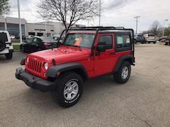 Used 2018 Jeep Wrangler JK Sport 4x4 SUV for Sale in Madison at Don Miller Dodge Chrysler Jeep Ram
