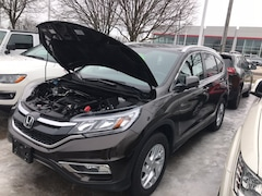 Used 2016 Honda CR-V EX-L SUV 187429A for Sale in Madison, WI, at Don Miller Dodge Chrysler Jeep RAM