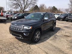 New 2019 Jeep Grand Cherokee OVERLAND 4X4 Sport Utility 198309 for Sale in Madison, WI, at Don Miller Dodge Chrysler Jeep Ram