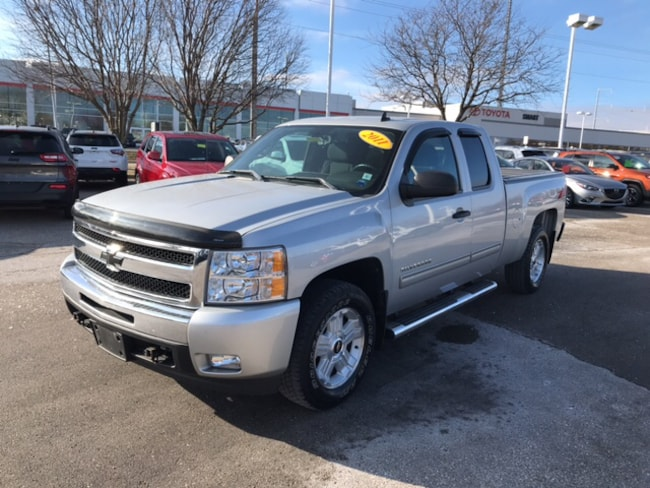 Used 2011 Chevrolet Silverado 1500 LT Truck Extended Cab Near Fitchburg
