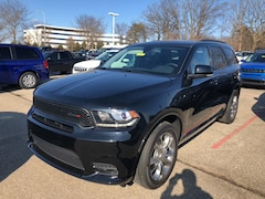 New 2019 Dodge Durango GT PLUS AWD Sport Utility for Sale in Madison, WI, at Don Miller Dodge Chrysler Jeep RAM