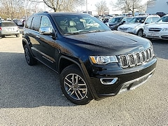 Used 2019 Jeep Grand Cherokee Limited SUV for Sale in Madison at Don Miller Dodge Chrysler Jeep Ram