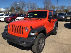 New 2019 Jeep Wrangler SPORT S 4X4 Sport Utility 198284 for Sale in Madison at Don Miller Dodge Chrysler Jeep Ram