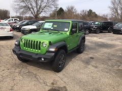New 2019 Jeep Wrangler SPORT S 4X4 Sport Utility 198282 for Sale in Madison at Don Miller Dodge Chrysler Jeep Ram