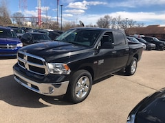 New 2019 Ram 1500 Classic TRADESMAN CREW CAB 4X4 5'7 BOX Crew Cab 496076 for Sale near Middleton, WI, at Don Miller Dodge Chrysler Jeep Ram