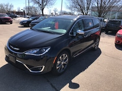 New 2017 Chrysler Pacifica Limited Van 8475P for Sale in Madison, WI, at Don Miller Dodge Chrysler Jeep Ram