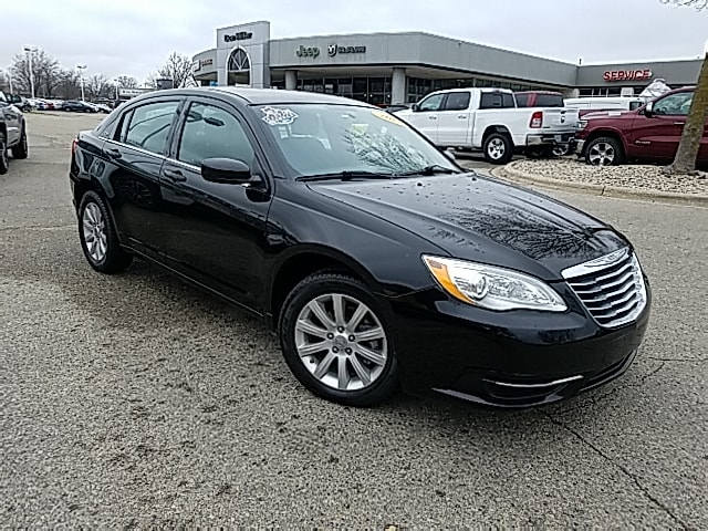 2012 Chrysler 200 Touring Sedan