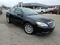 Used 2012 Chrysler 200 Touring Sedan 198040A for Sale in Madison, WI, at Don Miller Dodge Chrysler Jeep RAM