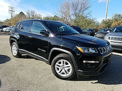 New 2018 Jeep Compass SPORT FWD Sport Utility for Sale in Madison, WI, at Don Miller Dodge Chrysler Jeep RAM Fiat