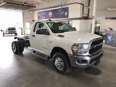 2019 Ram 3500 Chassis Cab 3500 TRADESMAN CHASSIS REGULAR CAB 4X4 143.5 WB Regular Cab For Sale in Madison, WI