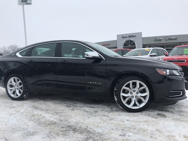 Used 2014 Chevrolet Impala LT w/1LT Sedan Near Fitchburg