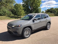 New 2021 Jeep Cherokee LATITUDE LUX 4X4 Sport Utility for Sale in Madison, WI, at Don Miller Dodge Chrysler Jeep RAM Fiat