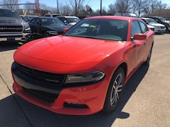 New 2019 Dodge Charger SXT AWD Sedan 496099 for Sale in Madison, WI, at Don Miller Dodge Chrysler Jeep Ram
