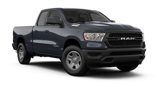 New 2019 Ram 1500 TRADESMAN QUAD CAB 4X4 6'4 BOX Quad Cab 496015 for Sale in Madison, WI, at Don Miller Dodge Chrysler Jeep Ram