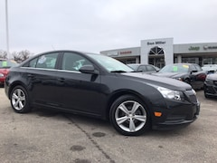 Used 2012 Chevrolet Cruze 2LT Sedan 187953A for Sale in Madison, WI, at Don Miller Dodge Chrysler Jeep RAM
