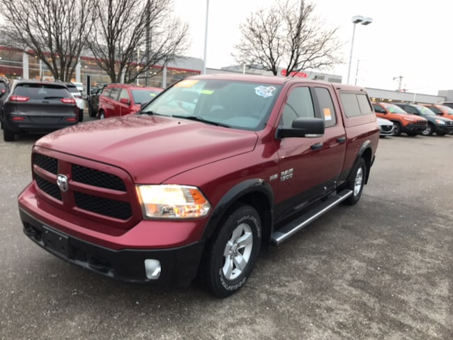 Certified Pre-Owned 2015 Ram 1500 SLT Truck Quad Cab Madison WI