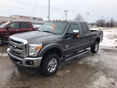 Used 2015 Ford F-250 XLT Truck Crew Cab 8418P for Sale in Madison, WI, at Don Miller Dodge Chrysler Jeep RAM