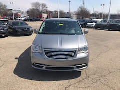 Used 2016 Chrysler Town & Country Touring Van LWB Passenger Van 8490P for Sale in Madison, WI, at Don Miller Dodge Chrysler Jeep Ram