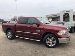Used 2017 Ram 1500 SLT Truck Crew Cab 485170A for Sale in Madison, WI, at Don Miller Dodge Chrysler Jeep Ram