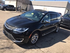 New 2019 Chrysler Pacifica LIMITED Passenger Van for Sale in Madison, WI, at Don Miller Dodge Chrysler Jeep RAM