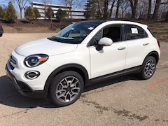 New 2020 FIAT 500X TREKKING PLUS AWD Sport Utility for Sale near Madison, WI, at Don Miller Dodge Chrysler Jeep Ram Fiat