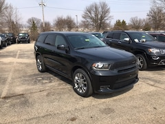 New 2019 Dodge Durango GT AWD Sport Utility 496128 for Sale in Madison, WI, at Don Miller Dodge Chrysler Jeep Ram
