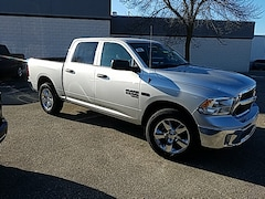 New 2019 Ram 1500 CLASSIC TRADESMAN CREW CAB 4X4 5'7 BOX Crew Cab 496060 for Sale near Middleton, WI, at Don Miller Dodge Chrysler Jeep Ram