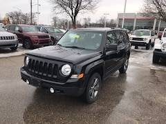 New 2016 Jeep Patriot Sport 4x4 SUV 8471P for Sale in Madison, WI, at Don Miller Dodge Chrysler Jeep Ram
