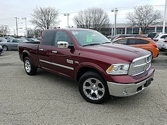 Used 2017 Ram 1500 Laramie Truck Quad Cab 496012A for Sale in Madison, WI, at Don Miller Dodge Chrysler Jeep Ram