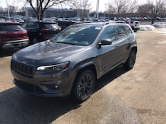 New 2019 Jeep Cherokee HIGH ALTITUDE 4X4 Sport Utility 198305 for Lease near Stoughton, WI, at Don Miller Dodge Chrysler Jeep Ram