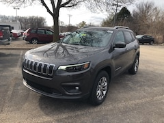 New 2019 Jeep Cherokee LATITUDE PLUS 4X4 Sport Utility for Sale in Madison, WI, at Don Miller Dodge Chrysler Jeep Ram
