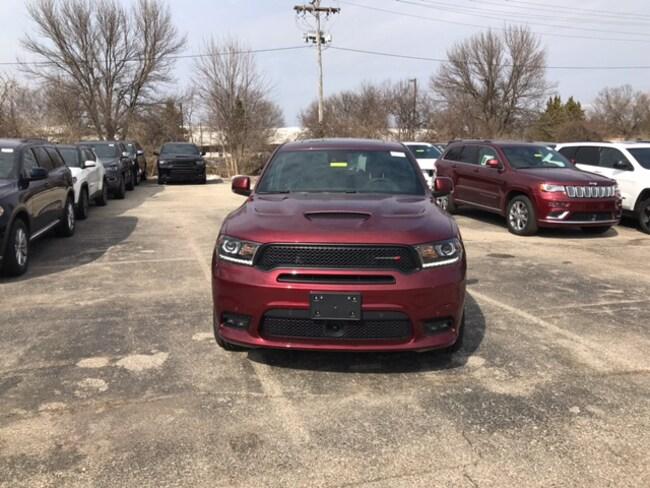 New 2019 Dodge Durango R/T AWD Sport Utility Near Fitchburg