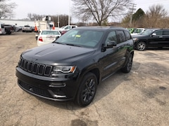 New 2019 Jeep Grand Cherokee HIGH ALTITUDE 4X4 Sport Utility 198363 for Sale in Madison, WI, at Don Miller Dodge Chrysler Jeep Ram