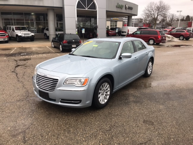 Used 2013 Chrysler 300 Base Sedan Near Fitchburg