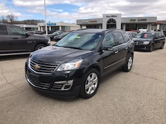 Used 2014 Chevrolet Traverse LTZ SUV 198269A for Sale in Madison, WI, at Don Miller Dodge Chrysler Jeep RAM