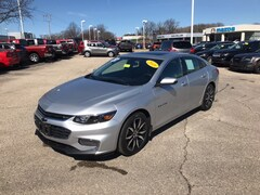 Used 2018 Chevrolet Malibu LT Sedan 198231A for Sale in Madison, WI, at Don Miller Dodge Chrysler Jeep RAM