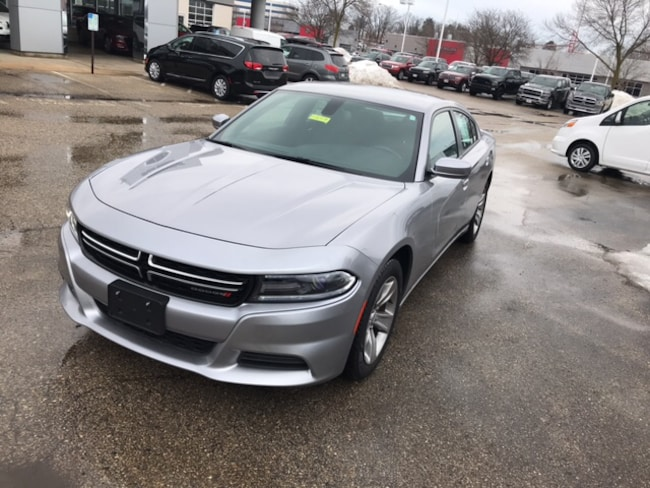 Certified Pre-Owned 2015 Dodge Charger SE Sedan Madison WI