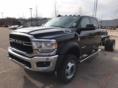 2020 Ram 5500 Chassis Cab 5500 TRADESMAN CHASSIS CREW CAB 4X4 84 CA Crew Cab For Sale in Madison, WI