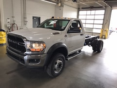 2019 Ram 5500 Chassis Cab 5500 TRADESMAN CHASSIS REGULAR CAB 4X4 168.5 WB Regular Cab For Sale in Madison, WI
