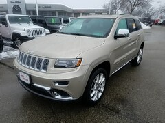 New 2014 Jeep Grand Cherokee Summit 4x4 SUV 187092A for Sale in Madison, WI, at Don Miller Dodge Chrysler Jeep Ram