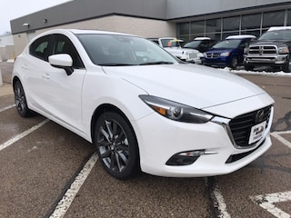 New 2018 Mazda Mazda3 Grand Touring Hatchback Madison, WI
