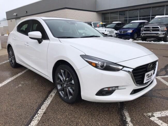 New 2018 Mazda Mazda3 Grand Touring Hatchback for sale in Madison, WI