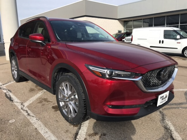 New 2019 Mazda Mazda CX-5 Grand Touring SUV for sale in Madison, WI