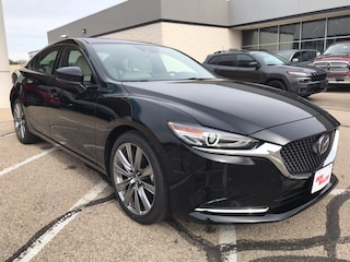 New 2018 Mazda Mazda6 Signature Sedan Madison, WI