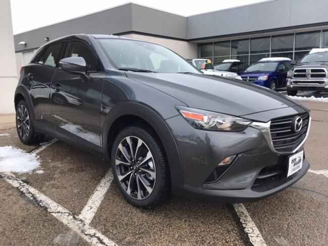New 2019 Mazda Mazda CX-3 Touring SUV for sale in Madison, WI