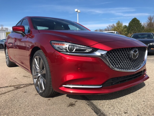 New 2018 Mazda Mazda6 For Sale Madison Wi Jm1gl1xy6j1325755