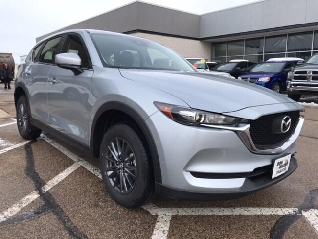 New 2019 Mazda Mazda CX-5 Sport SUV for sale in Madison, WI